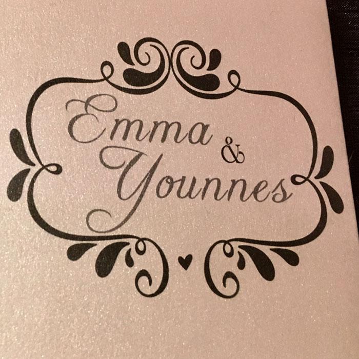 Trouw Emma & Younness